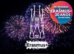 30 ANIVERSARIO ERASMUS+