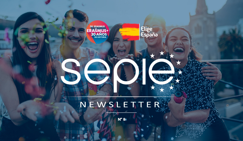 SEPIE Newsletter - Nº 8