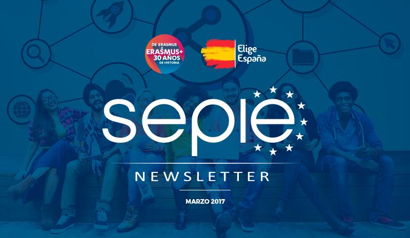 SEPIE - Marzo 2017