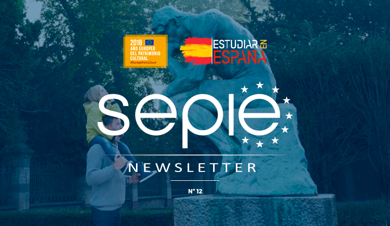 SEPIE Newsletter - Nº 12