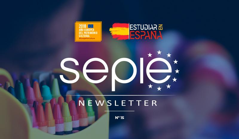 SEPIE Newsletter - Nº 15