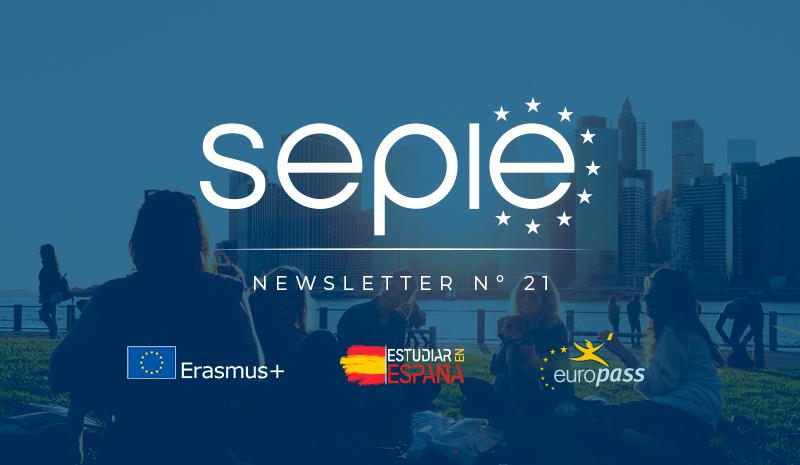 SEPIE Newsletter - Nº 21