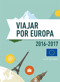 Folleto Viajar por Europa 2016-17
