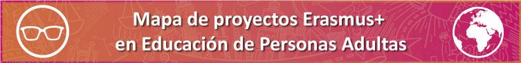 mapa Proyectos Erasmus+