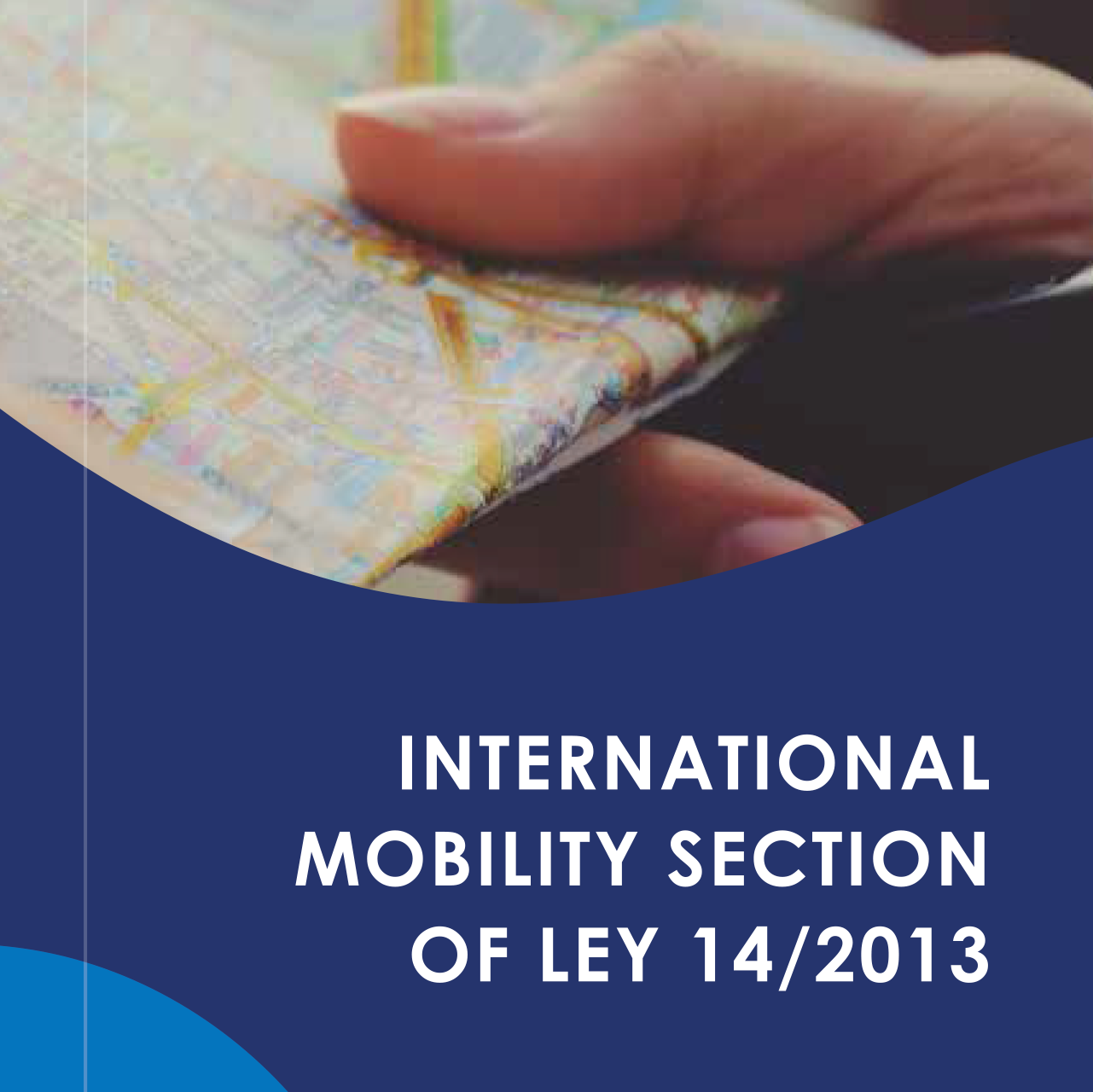 International mobility section of ley 14/2013