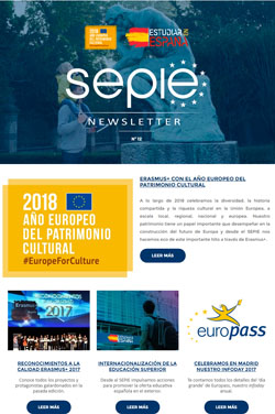 Newsletter Número 12