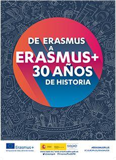 De Eramus a Erasmus +, 30 años de historia