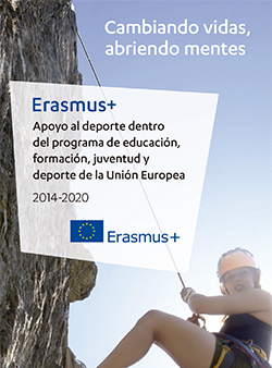 Folleto Erasmus+ Deporte